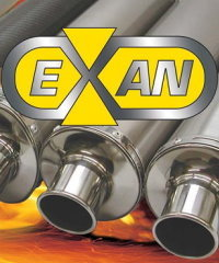 High Quality Exhaustsystems